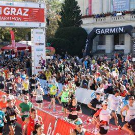 Graz Marathon Update