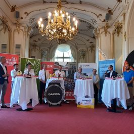 Graz Marathon Pressekonferenz 07.07.21